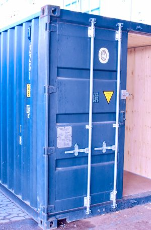 Køb ny container - skibscontainere